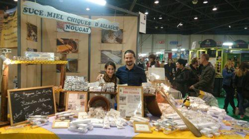 Savim Printemps 2018    Nougats, Chiques, Suce-Miel
